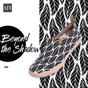 Beyond the Shadow Canvas Shoes For Female