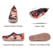 Artwork in Progress- Women Canvas Casual Shoe