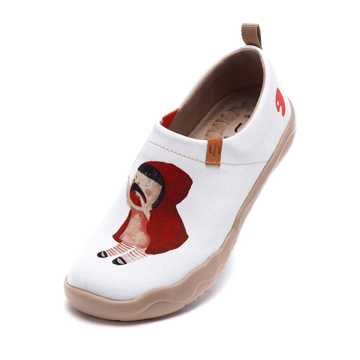Little Red- Women Canvas Casual Shoe