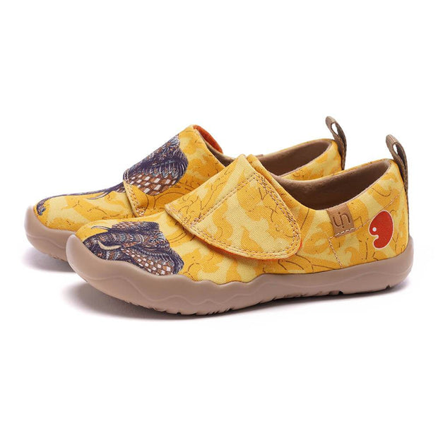 UIN Footwear Kid CHANG THAI Kid Canvas loafers