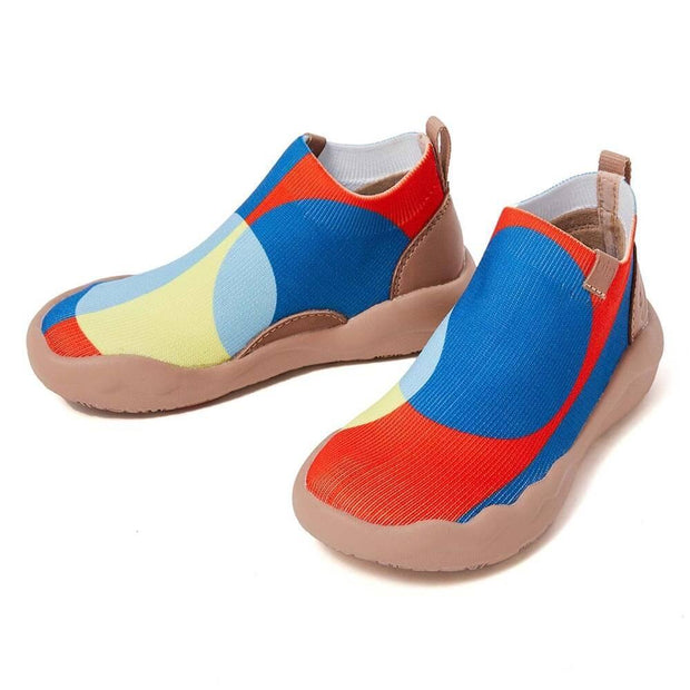 UIN Footwear Kid (Pre-sale) Full Moon Kid Canvas loafers