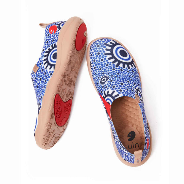 UIN Footwear Men Oceania's Vibe Men Canvas loafers