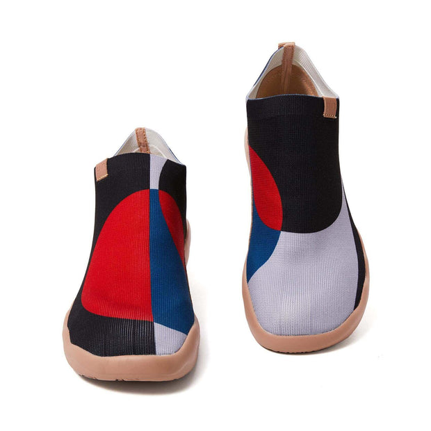 UIN Footwear Men (Pre-sale) Full Moon Men Canvas loafers