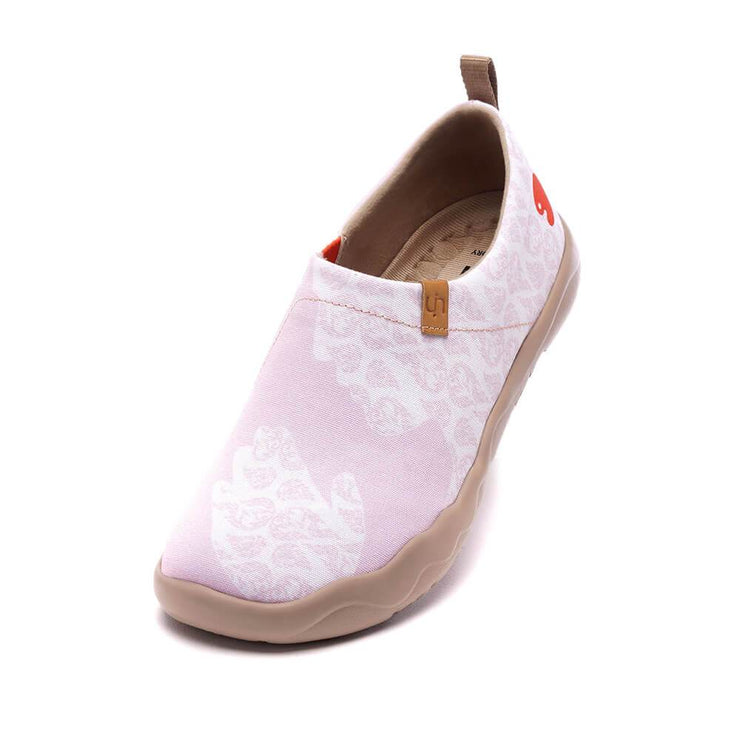 UIN Footwear Women Thai Smile III Canvas loafers