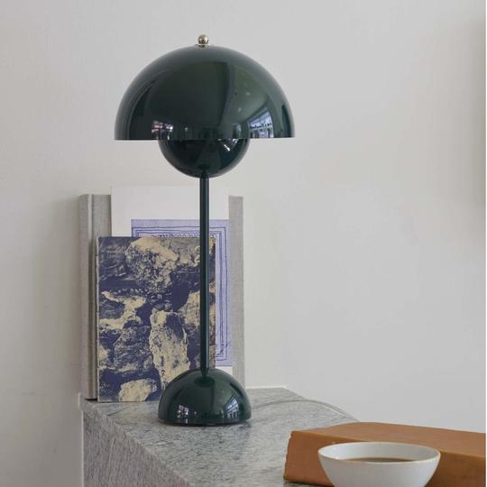 Flower Pot Table Lamp freeshipping - Forom