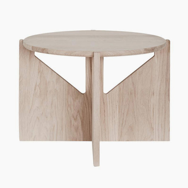 Side Oak Table