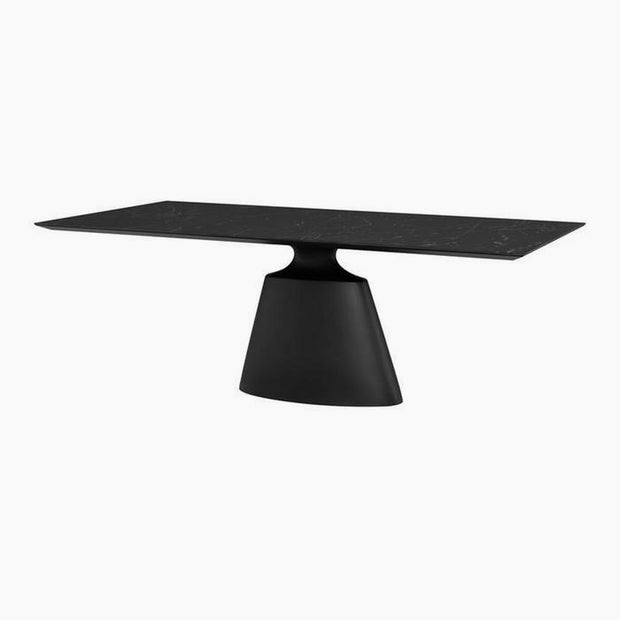 Taji Ceramic or Onyx Dining Table