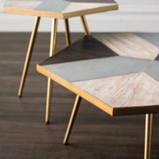Giselle Concrete Coffee Table