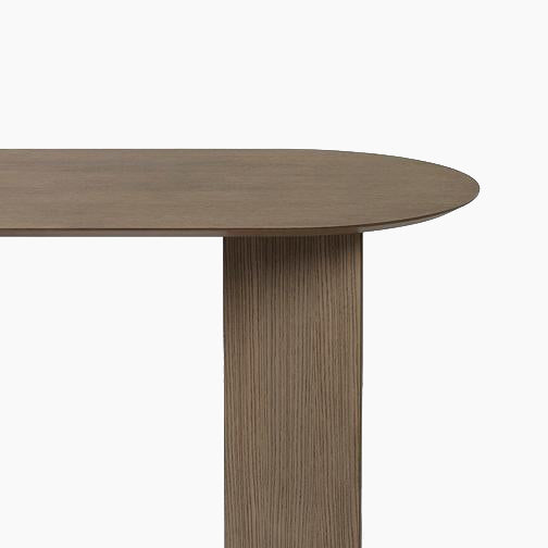 Oval Wood Mingle Dining/Desk Table