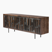 Blok Oak Sideboard