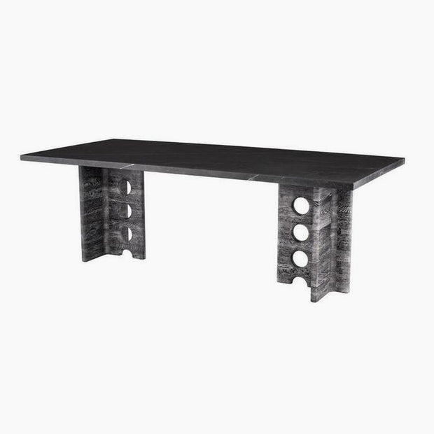 Fonderie Marble Dining or Desk Table