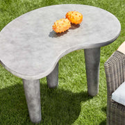 Palette Concrete Outdoor Side Table freeshipping - Forom