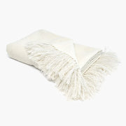 MANTA THROW-IVORY freeshipping - Forom