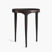Phantom Table, Tall - Burn Antique