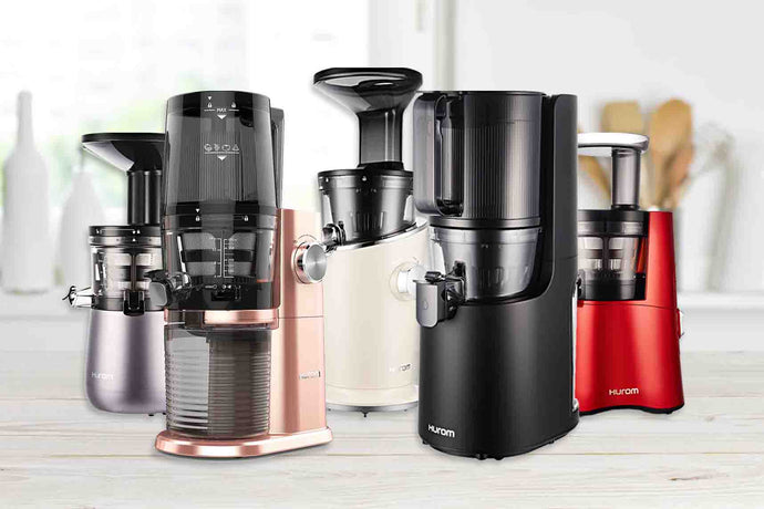 Which Hurom Slow Juicer Should You Buy?
