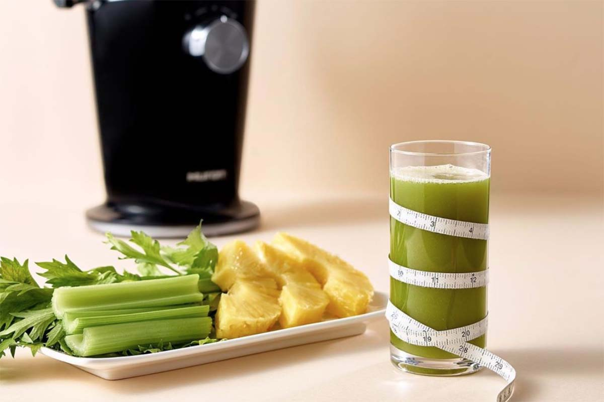 Hurom Weight Loss Juice