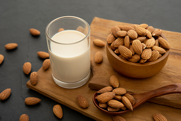 Almond Milk Health Benefits