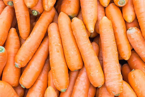 Baby Carrots Have Sizes