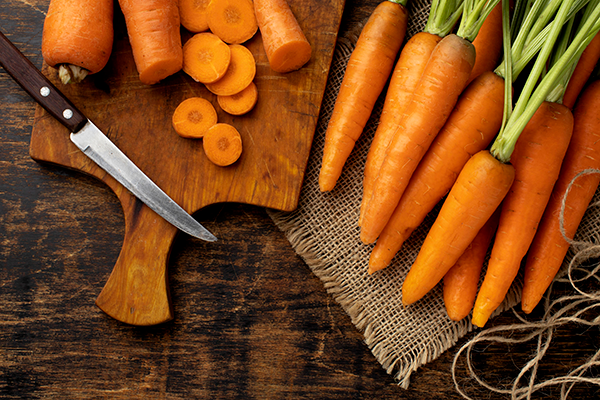 Eating Carrots Will Turn You Orange