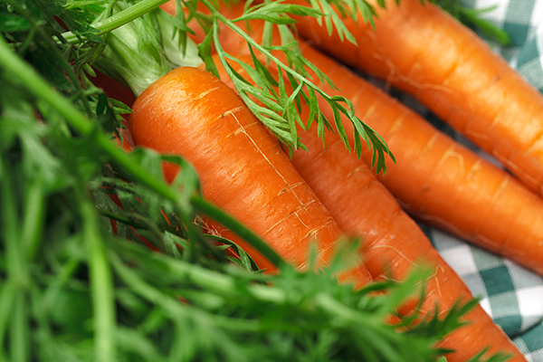 Carrots Are Good For Boosting Your Immune System