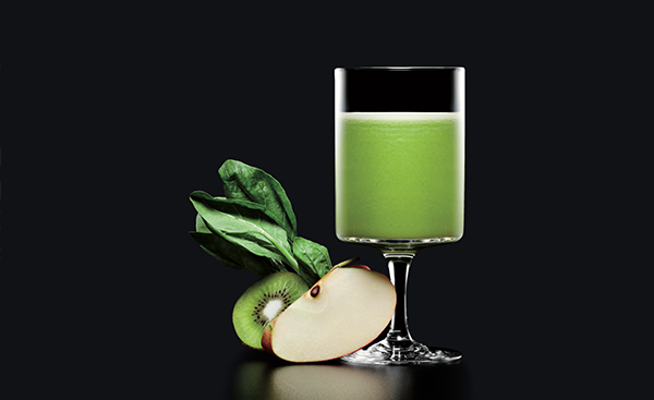 Spinach Kiwi Apple