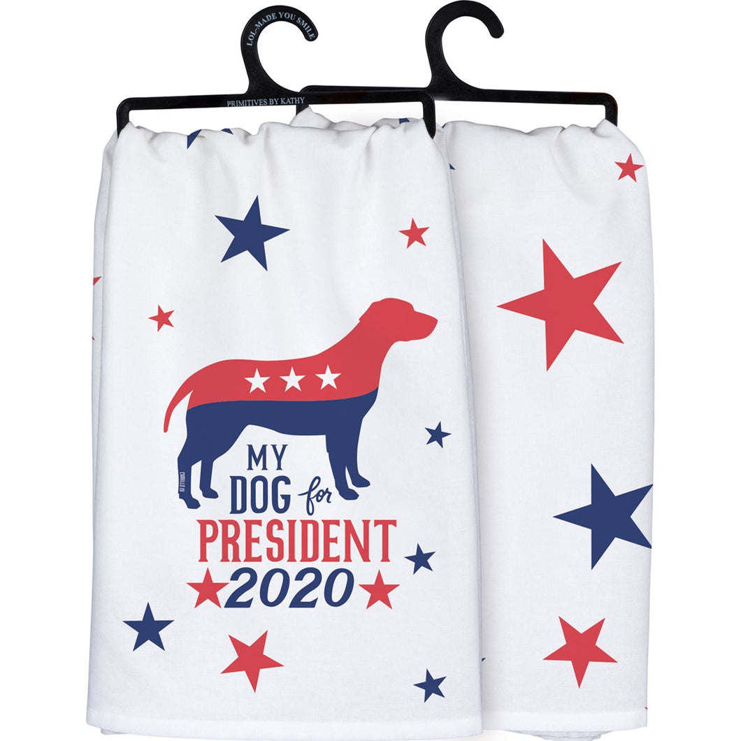 Dish Towel- My Dog 2020