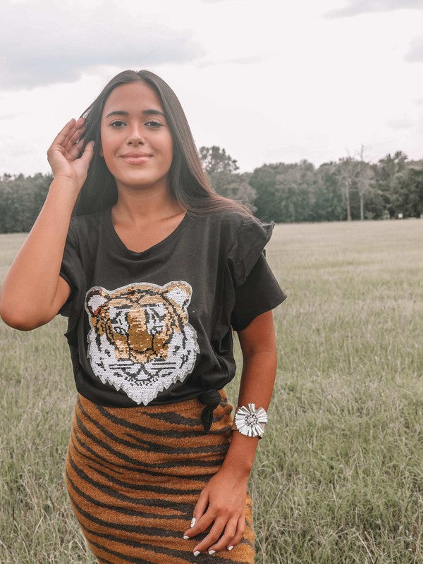 Go Tigers Perfect Tee