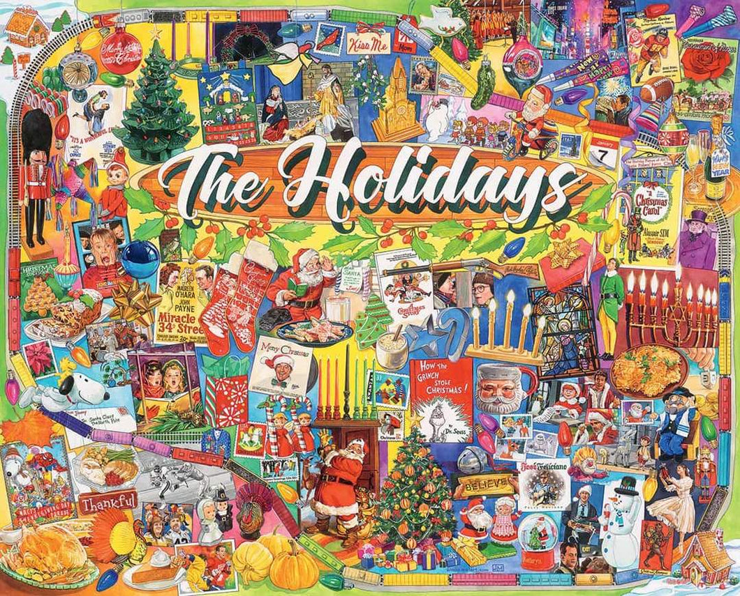 The Holidays Puzzle