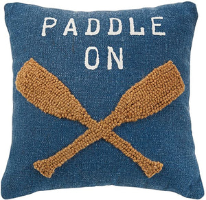 Paddle on Pillow
