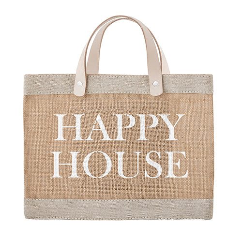 Happy House Tote