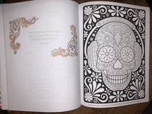 Load image into Gallery viewer, Coloring Book- Sugar Skulls