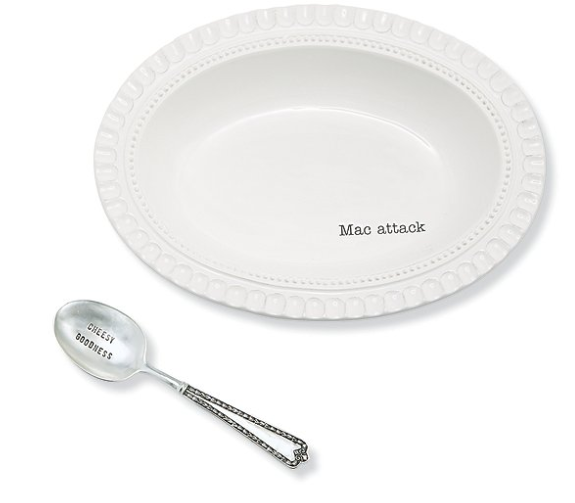 Mac Attack Serving Bowl