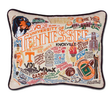 Load image into Gallery viewer, University of Tennessee Pillow