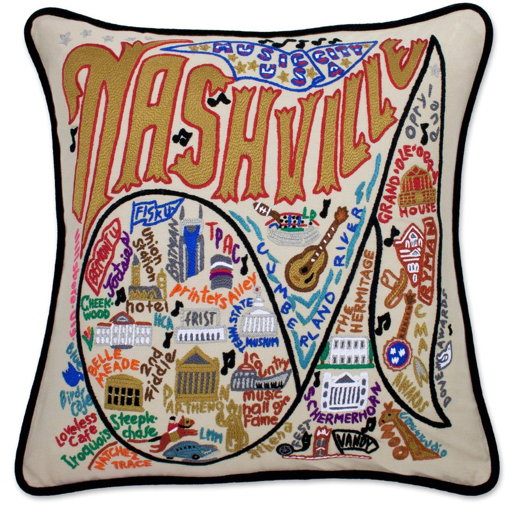 Nashville Pillow