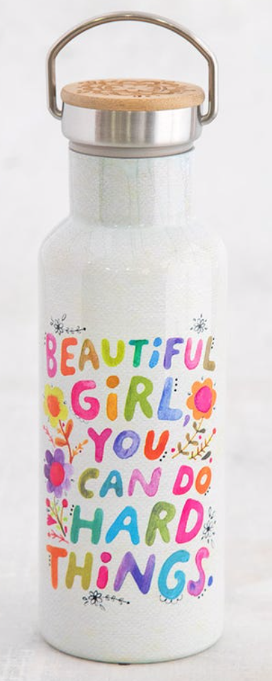 Traveler Bottle- Beautiful Girl