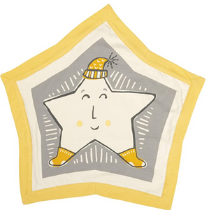 Star Shaped Security Blanket