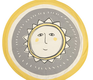 Sun Shaped Security Blanket