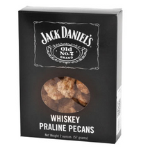 Load image into Gallery viewer, Jack Daniel's Whiskey Praline Pecans