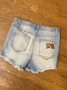Easy Tiger Denim Shorts
