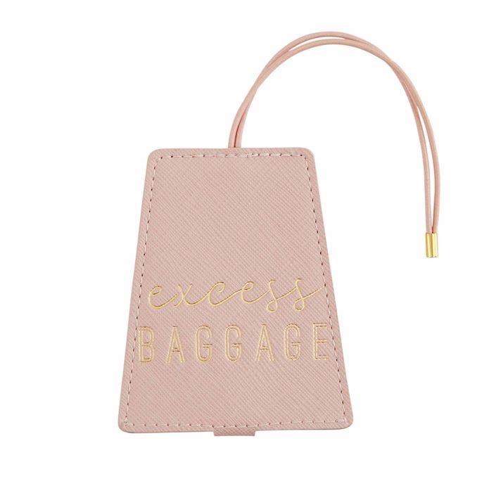Excess Baggage Luggage Tag