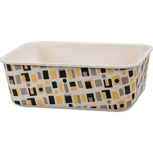 Covered Casserole Set - Bamboo