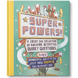 Superpowers Book