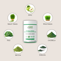 greens superfood powder ingredients