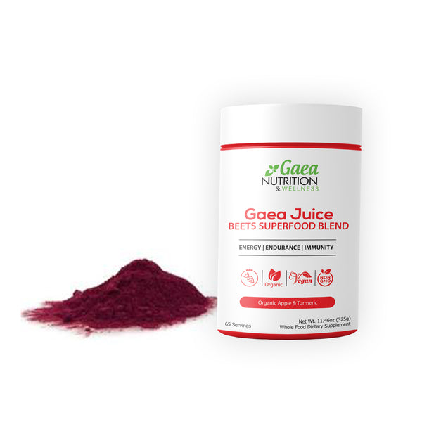 Gaea Beets Superfood Blend