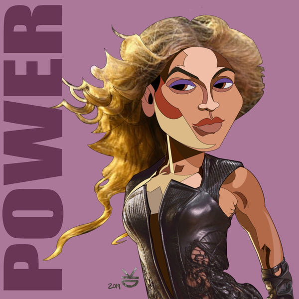 Beyonce - Power Coffee Mug