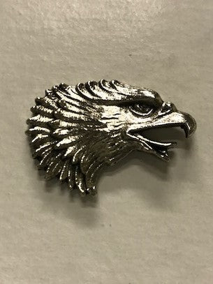 Eagle Head Lapel Pin
