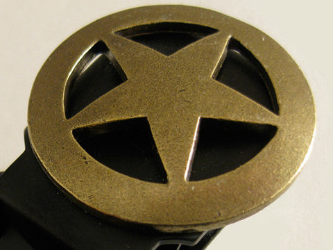 The Gold Ranger Star