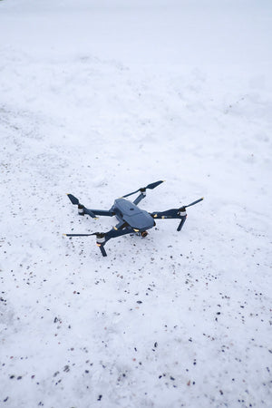 Flying Drones in Cold Weather