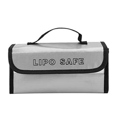 Explosion Proof LiPo Battery Bag
