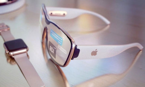 The Apple Glass Concept